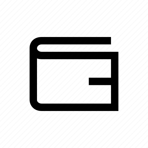 commerce, wallet icon