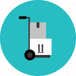 box, cart, delivery, distribution, package, packaging, parcel, product, shipment, shopping icon