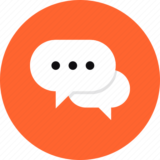bubble, chat, chatting, communication, conversation, dialog, discussion, forum, talk icon