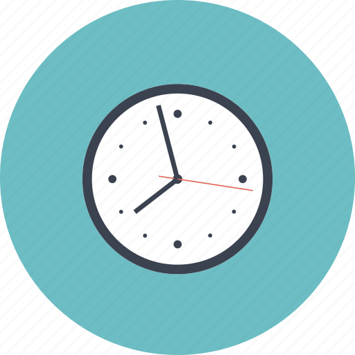alarm, business, classic, clock, deadline, dial, face, hour, minutes, office, time, timer, wall, watch icon