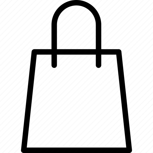 bag, cart, commerce, e-commerce, shopping bag icon