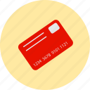 card, credit, money icon