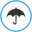 insurance, protection, rain, safe, umbrella, weather icon