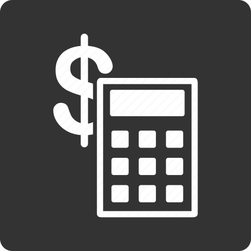 accounting, balance, business, calculate, calculation, calculator, finance icon