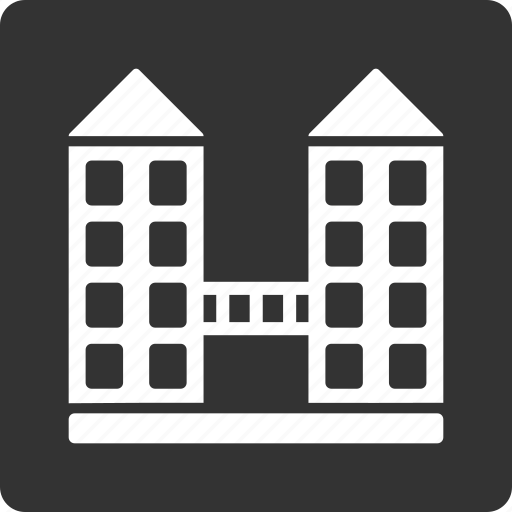 building, business, company, concept, idea, office, web icon