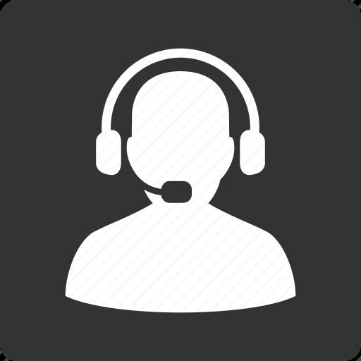 call center, communication, help desk, operator, reception, receptionist, secretary icon