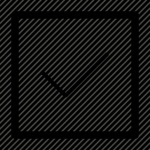 accept, agreement, check, checkbox, confirm, success icon