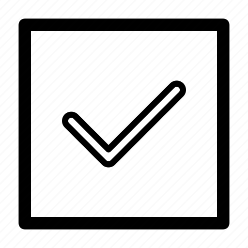 accept, agreement, check, checkbox, confirm, success icon