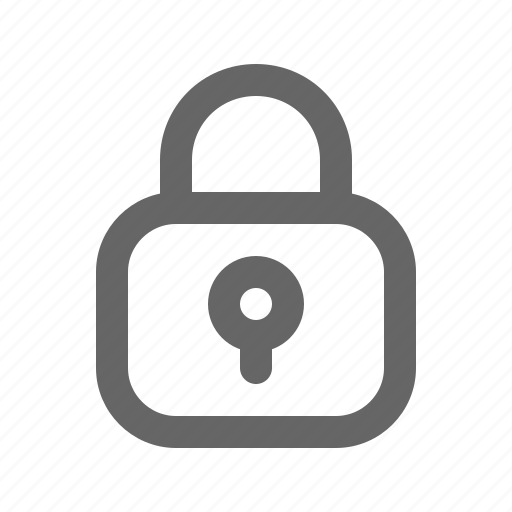 lock, password, privacy, protection, security icon