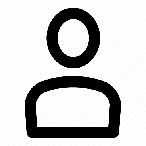 avatar, human, login, user icon