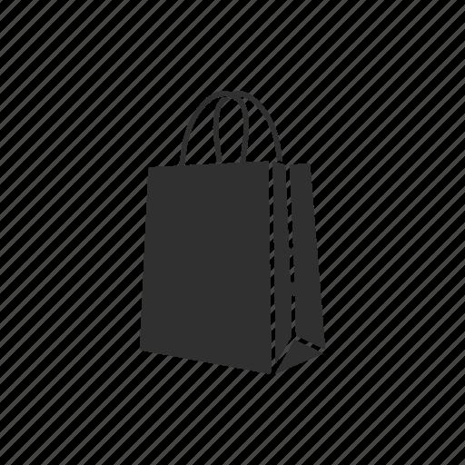 bag, paper bag, shopping, shopping bag icon