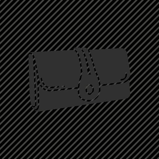 female wallet, money, purse, wallet icon