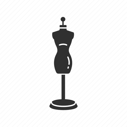 display, dress stand, mannequin, model icon