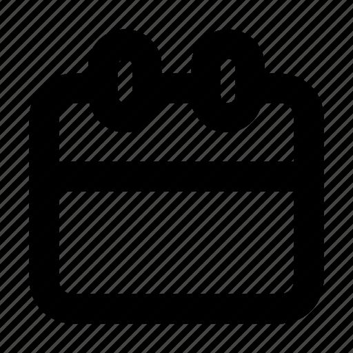 Calendar, date, organization, schedule, time icon - Download on Iconfinder