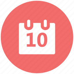 calendar, calendar date, day, event, schedule, time icon