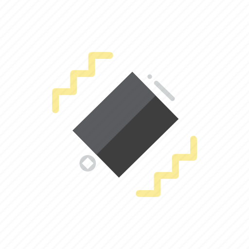 smartphone, vibration icon