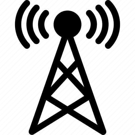 antenna, communication, internet, network, signal, wireless icon