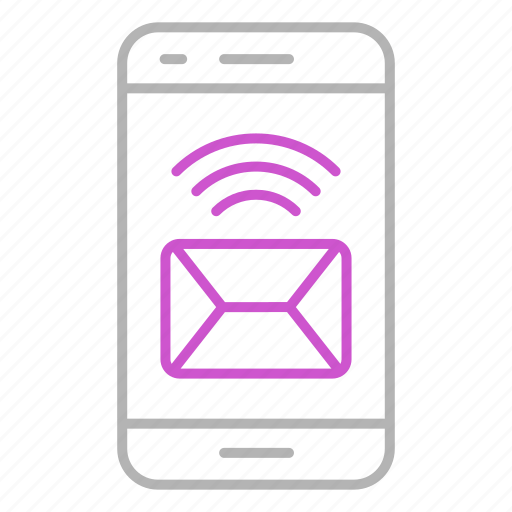 Communication, mail, message, mobile, signal, contact icon - Download on Iconfinder