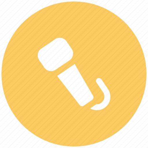 loud, mic, microphone, mike, speaker icon