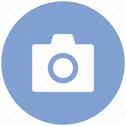 camera, dslr, image, photo, photo camera, picture, rangefinder camera icon