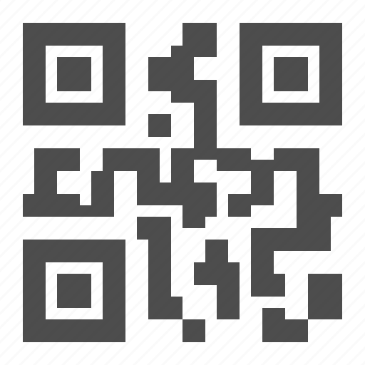 Code, scan, qr icon