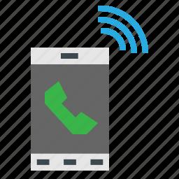 communications, conversation, elephone, phone, telephone icon