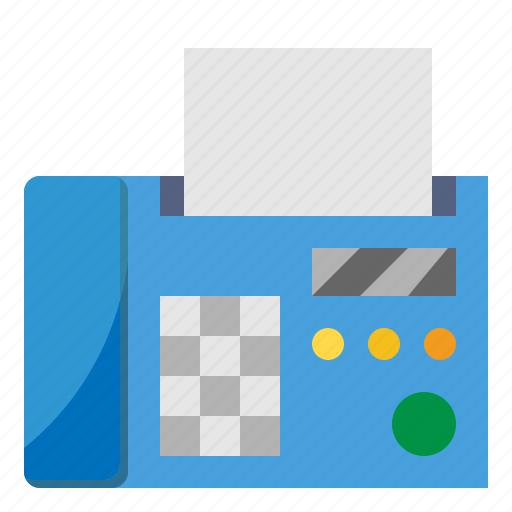 Call, communications, fax, office, phone, telephone icon - Download on Iconfinder