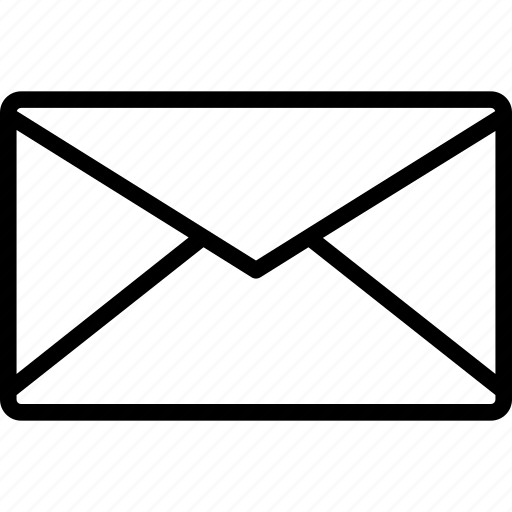 email, mails, message, multimedia icon