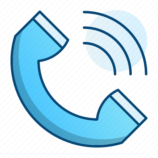 call, communication, contact us, phone icon
