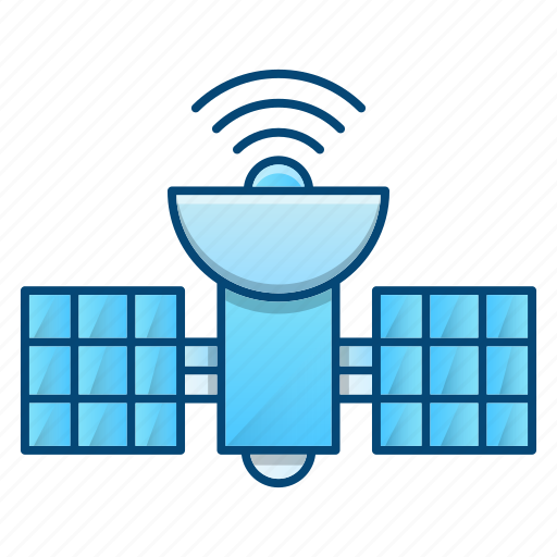 Astronomy, communication, satellite, space icon - Download on Iconfinder