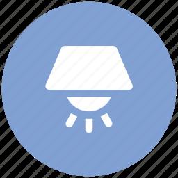 bright, ceiling lamp, electricity, fancy light, illuminate, light, luminaire icon