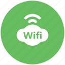 internet connection, signals, wifi, wireless fidelity, wireless internet, wireless network, wlan icon