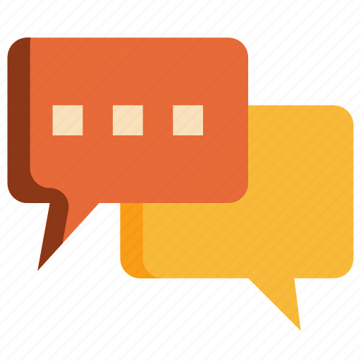 Bubble, chat, communication, message, speech, talk, conversation icon - Download on Iconfinder