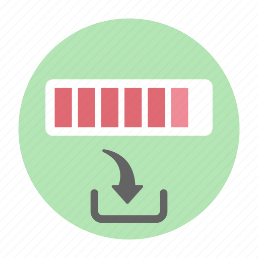 downloading, downloading updates, downloading updates downloading, file downloading, loading bar, progress bar icon