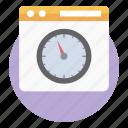seo, speedup website, web speed, website optimization, website performance icon