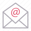 email, envelope, inbox, message, social