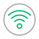 communication, connection, rss, wifi, wireless