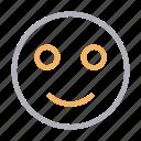 emoji, emoticon, face, happy, smiley
