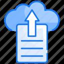 file upload, upload, upload file, uploading file icon