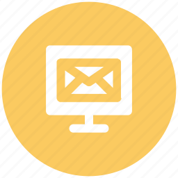 correspondence, email, email marketing, information technology, online activities, online advertising, subscribe icon