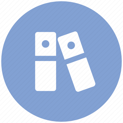 archives, binders, file folders, files, folders, office documents icon