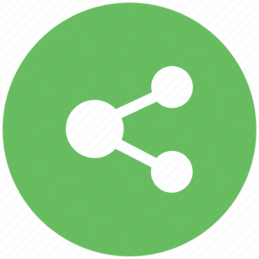 connection, connectivity, media, network, share, share sign icon