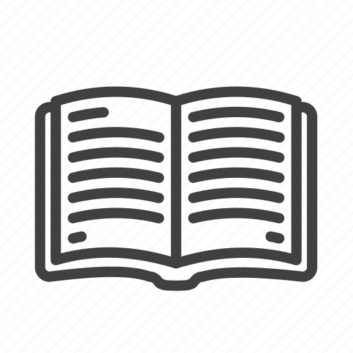 Book, education, study, reading, learning, school, knowledge icon - Download on Iconfinder