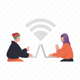 communication, meeting, online, conversation, wireless, video, call