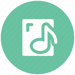 music, music file, music folder, music note, musical, musical note, songs icon