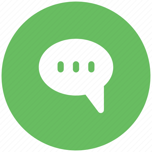 chat, chitchat, communication, converse, dialogue, talk, tittle-tattle icon