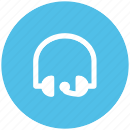 earbuds, earphones, earspeakers, handsfree, headphone, microphone icon
