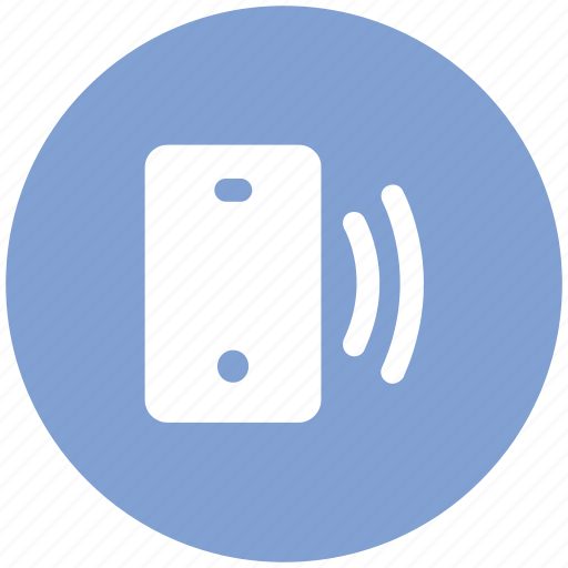 call, communication, connection, incoming call, ringing phone, smartphone, wireless technology icon