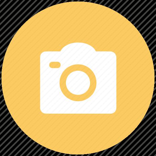 camera, dslr, image, photo, photo camera, picture, rangefinder camera icon