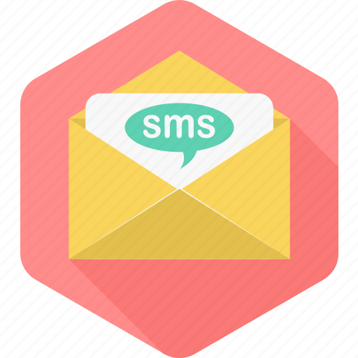 envelope, inbox, letter, mail, message, send, sms icon